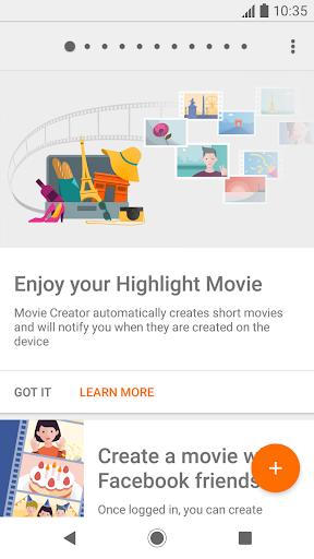 Movie Creator 5.3.A.0.0 screenshots 1