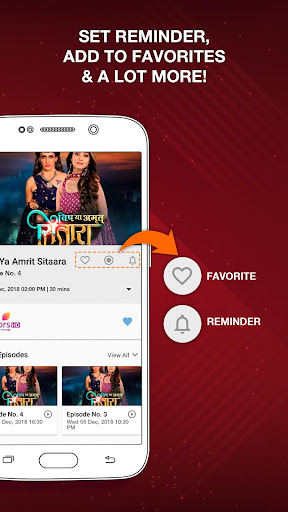 JioTV – LIVE Cricket, TV, Movies screenshot 8