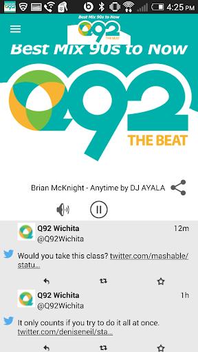 Q92 The Beat