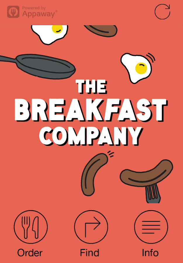 The Breakfast Company, London- screenshot