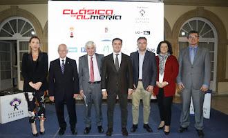 La XXXIII Clásica Ciclista de Almería, presentada