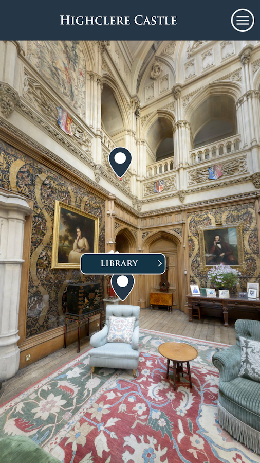 Highclere Castle- screenshot