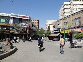 Photo: Třímilionový Mashhad patří mezi jedno z posvátných míst šíitského islámu.