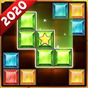 Fresh block puzzle offline game icon