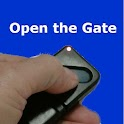 Open the Gate icon