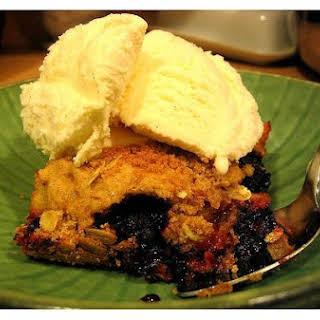Fruit Filled Coffee Cake.