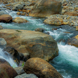 by Sambit Bandyopadhyay - Nature Up Close Rock & Stone