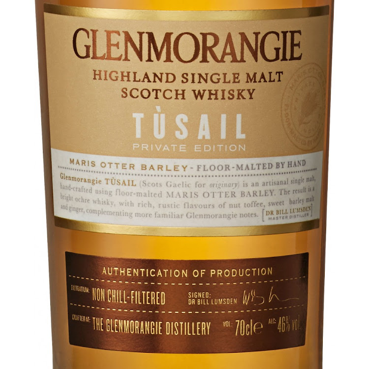 Logo for The Glenmorangie Tusail