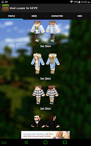 Mod Locator For MCPE screenshot 13