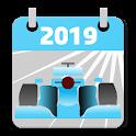Formula E 2019 (No Ads) icon