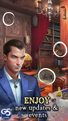 The Secret Society: Find objects and solve puzzles - screenshot