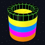 Cyber Circle - Paint Hit Matrix =) - Hypercasual