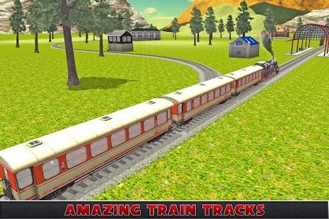 Police Prison Transport Train screenshot