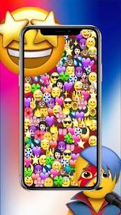 iOS Emoji Keyboard - náhled