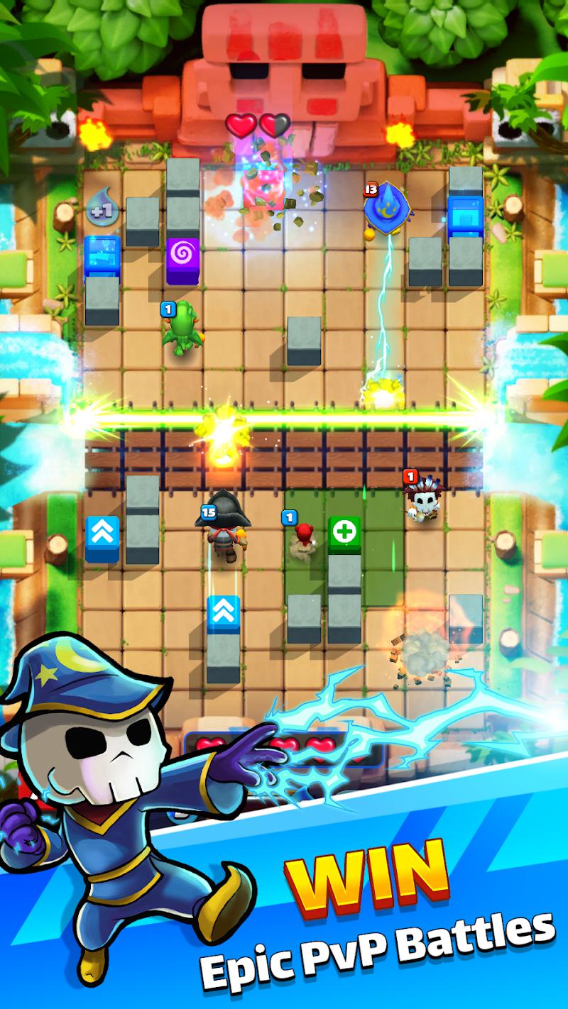 Magic Brick Wars Screenshot 2