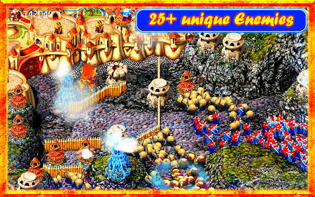Bun Wars HD - Strategy Game 1.4.75 screenshot 913343