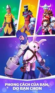 Knighthood MOD APK (Unlimited Action/Gold) for Android 1
