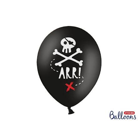 Ballonger - Pirates party