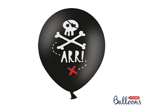 Ballonger - Pirates party