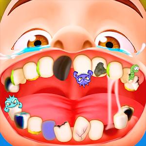 Crazy Kids Dentist Hospital - Dentist Adventure