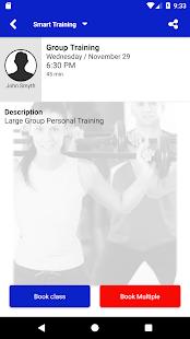 SMART Training Gym - náhled