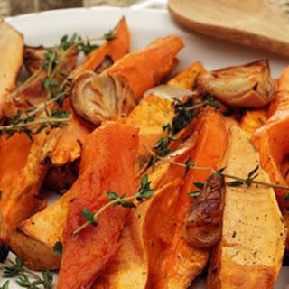 Sweet Potato Wedges