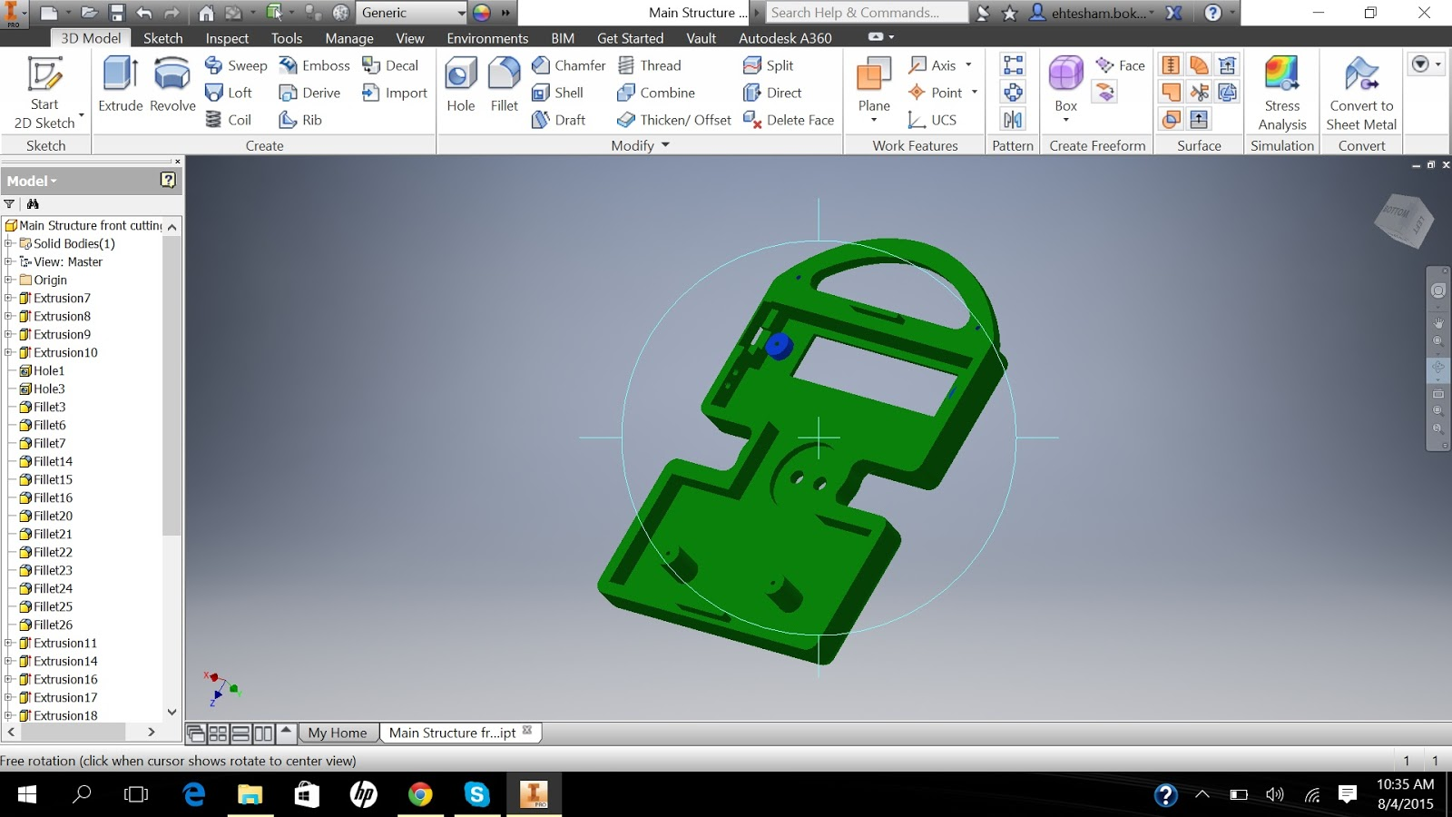 Продукты Autodesk и MS Windows 10
