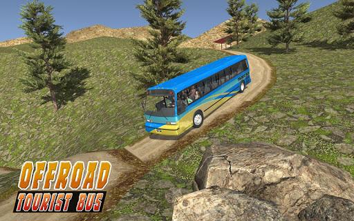 Uphill offroad bus driving sim 1.0.8 screenshots 16