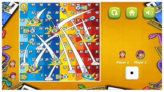 Download Snakes and Ladders Game For PC Windows and Mac apk screenshot 1