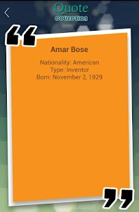 amar bose quotes. amar bose quotes collection- screenshot thumbnail h