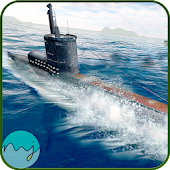 Russian Submarine - Navy Battle Cruiser Combat
