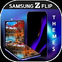 Themes for Samsung Z FLIP: Z FLIP Wallpaper HD icon