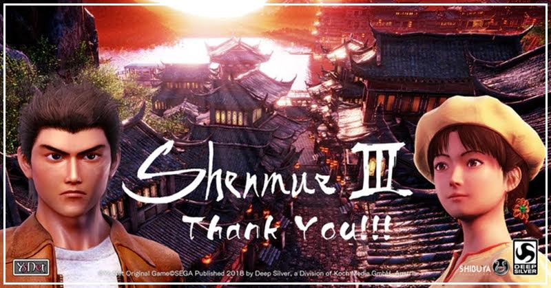 Shenmue 3 Refund เดือด! Epic ยินดีจ่ายเงินคืนผู้สนับสนุน!