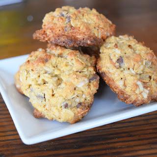 Bacon Butterscotch Oatmeal Cookies