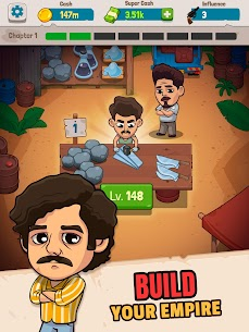 Narcos: Idle Cartel (Unlimited Money) 10