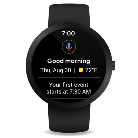 ff6e7c9182a3 Smartwatch Wear OS by Google (antes Android Wear) - Aplicaciones en Google  Play