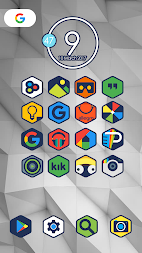 Sixmon - Icon Pack APK screenshot thumbnail 2