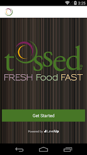 Get Tossed- screenshot thumbnail