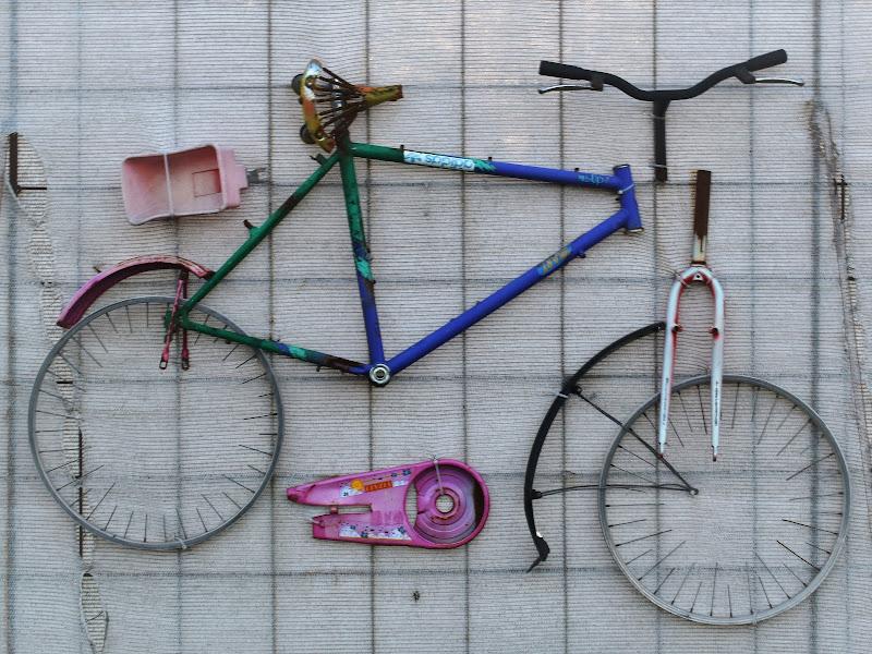 Bicicletta fai da te!  di 82vael82