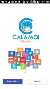 Calamoi Enterprise - náhled