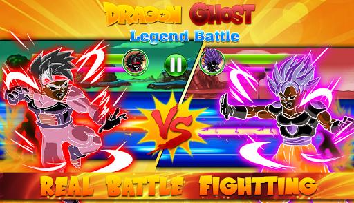 Dragon Z Super Saiyan Ghost 1.04 screenshots 1