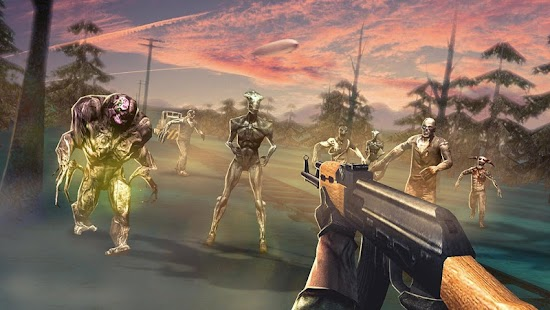 ZOMBIE Beyond Terror: FPS Shooting Game- screenshot thumbnail