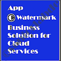 Watermark Copyright icon