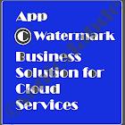 Watermark Copyright icon
