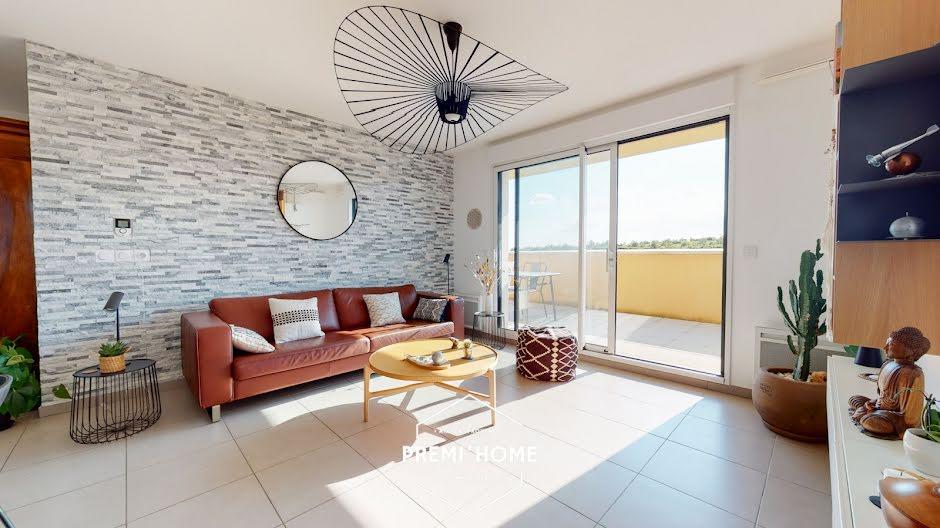 Vente appartement 3 pièces 63 m² à Les milles (13290), 330 000 €