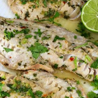 Thai Grilled Fish #Recipe