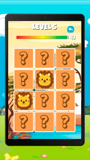 MemoKids: Toddler games free. Memotest, adhd games screenshot 8