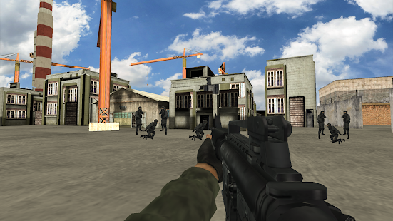 Sniper Shooter: Метро Survival_3