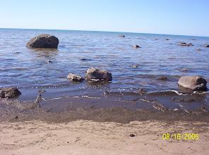 Photo: Lake Michigan