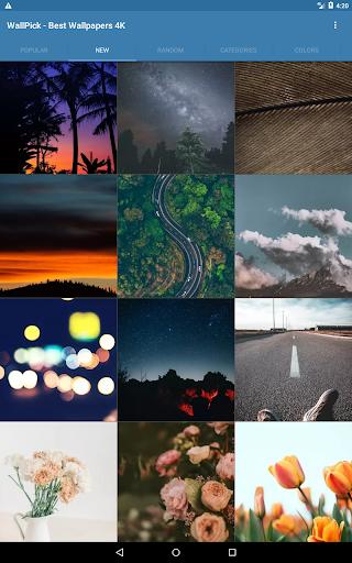 Best Wallpapers 4K - WallPick screenshot 9